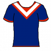 Sydney Roosters and IA Jersey