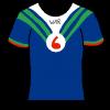 New Zealand Warriors Jersey